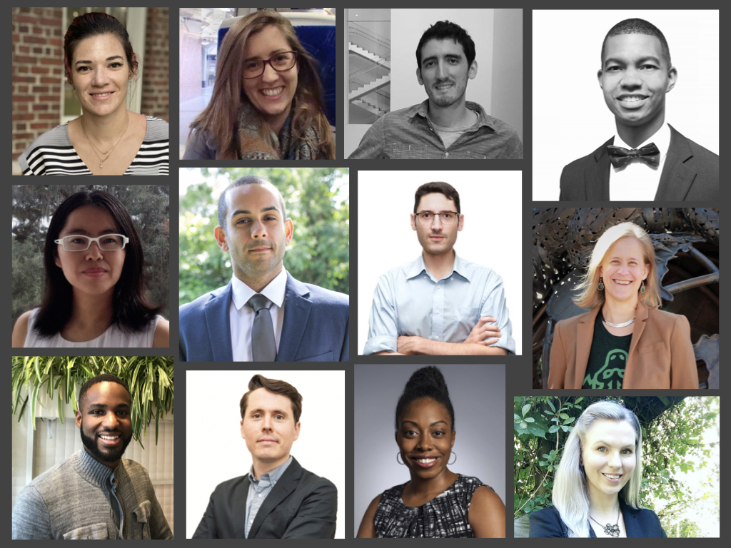 Welcome, new faculty!